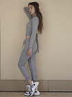 Костюм Comfy Fit Grey